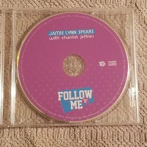 Follow Me Single by Jamie Lynn Spears